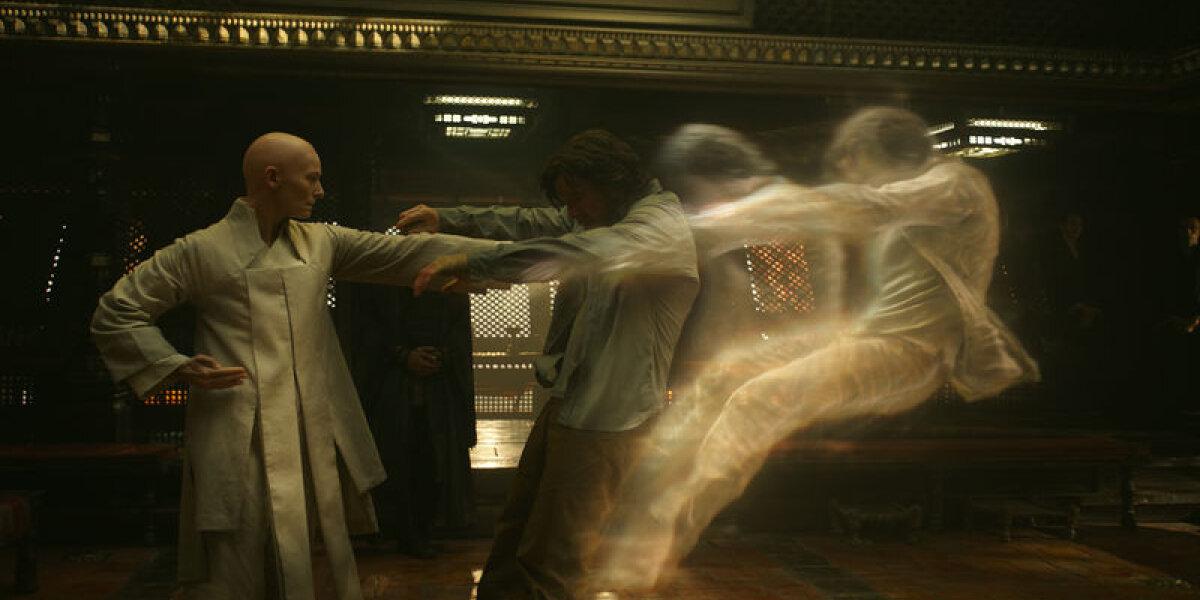 Marvel Studios - Doctor Strange - 3 D