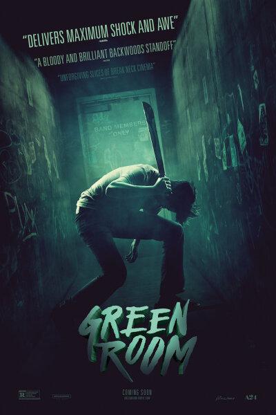 Film Science - Green Room