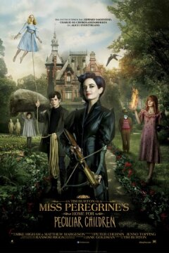 Miss Peregrine's Home for Peculiar Children - 3 D