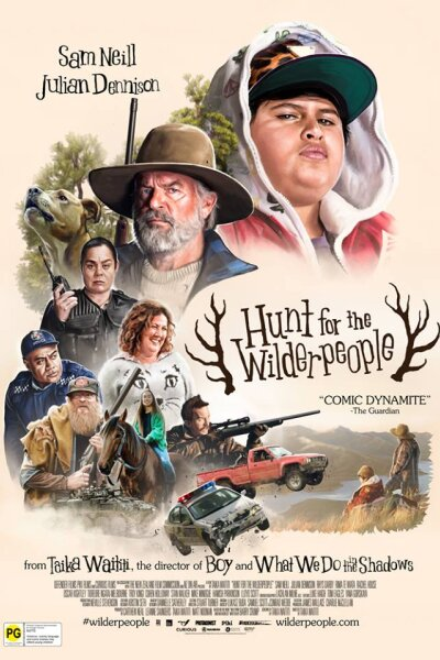 Piki Films - Hunt for the Wilderpeople