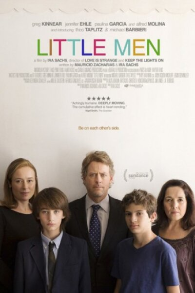 Charlie Guidance Productions - Little Men