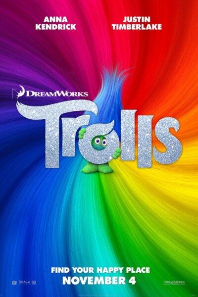 DreamWorks Animation - Trolls - org.vers. - 2 D