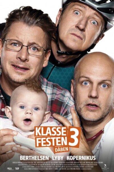Nordisk Film Production - Klassefesten 3: Dåben