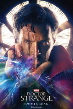 Doctor Strange - 2 D
