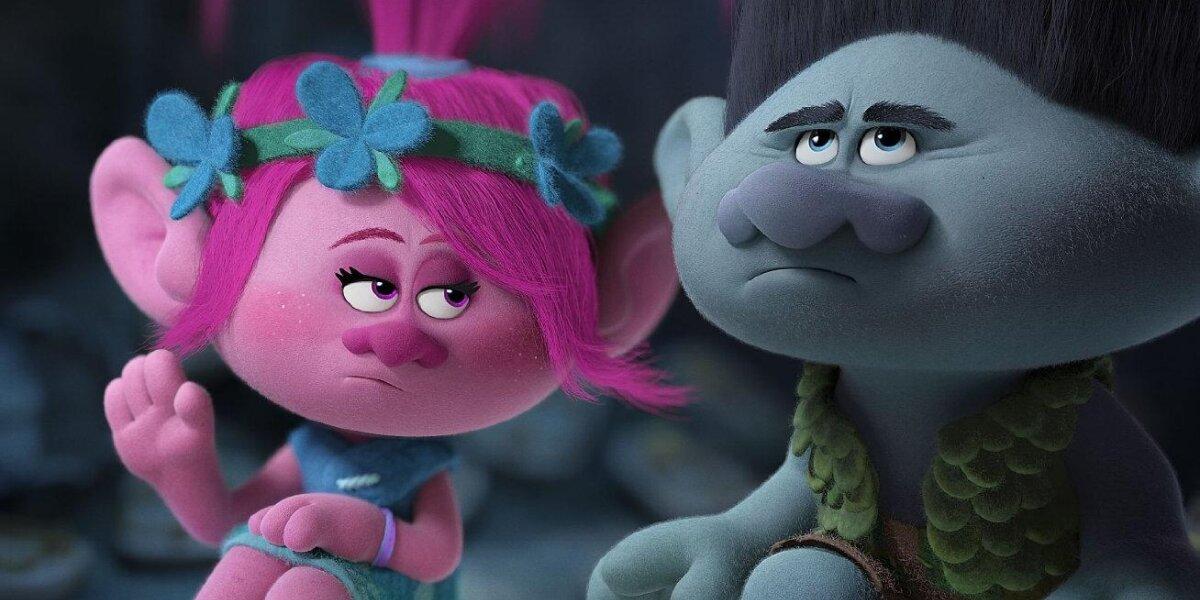DreamWorks Animation - Trolls - dansk tale - 3 D