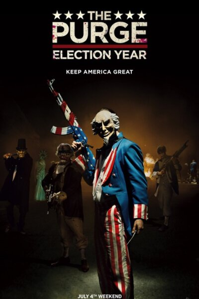 Universal Pictures - The Purge: Election Year