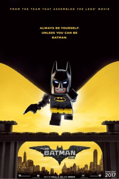 Animal Logic - LEGO Batman Filmen - Org.vers.