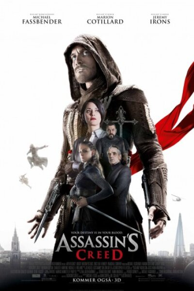 Kennedy/Marshall Company, The - Assassin's Creed - 2 D