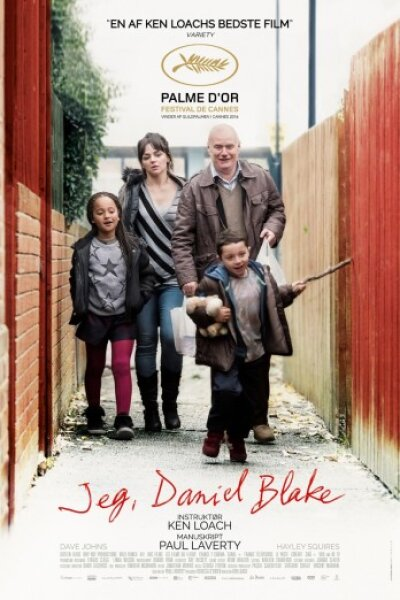Sixteen Films - Jeg, Daniel Blake