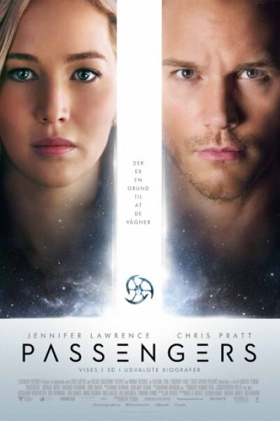 Start Motion Pictures - Passengers - 2 D