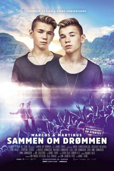Fenomen tv film og scene AS - Marcus & Martinus: Sammen om drømmen