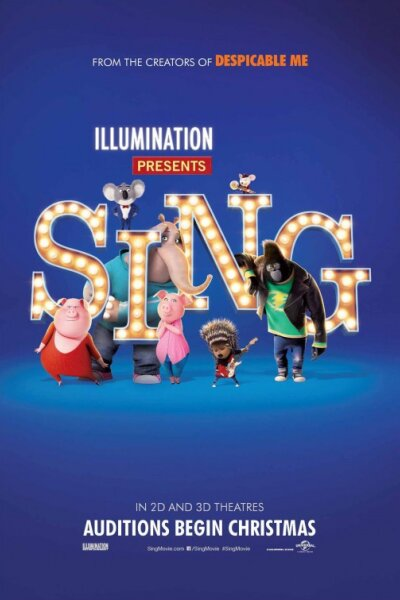 Illumination Entertainment - Syng - 2 D - org.vers.