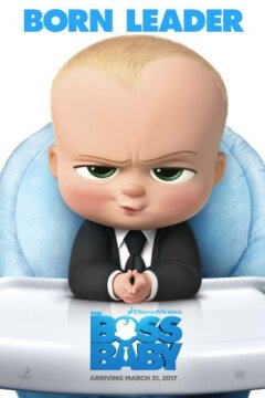 The Boss Baby - dansk tale - 2 D