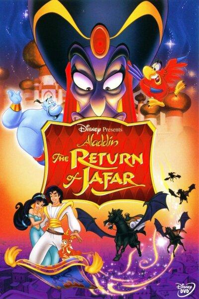 DisneyToon Studios - Jafar vender tilbage