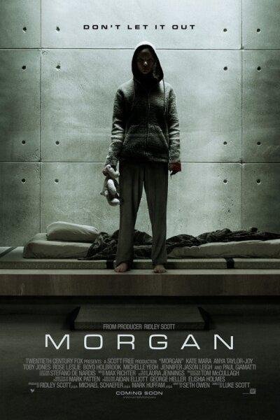 Scott Free Productions - Morgan