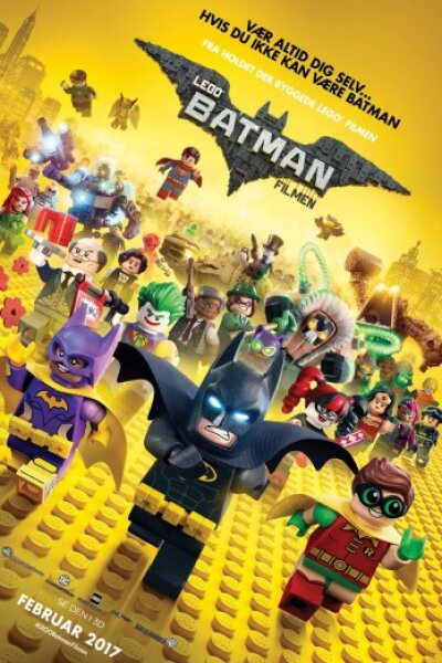 Animal Logic - LEGO Batman Filmen - 2 D
