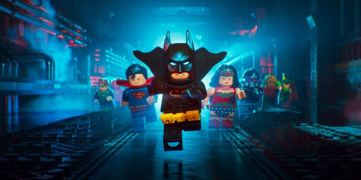 DC Entertainment - LEGO Batman Filmen - 3 D