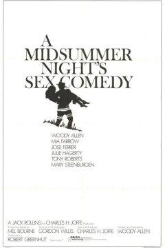 En midsommernats sexkomedie