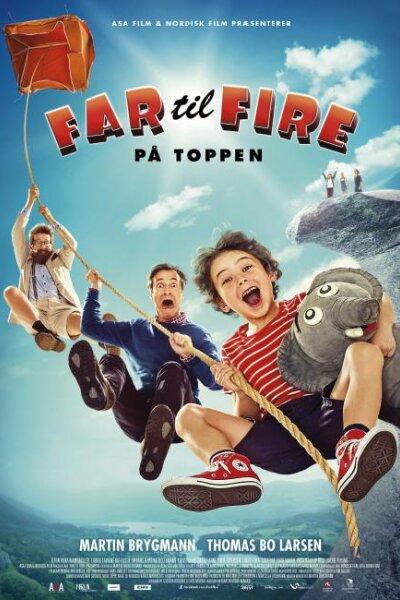 ASA Film Production A/S - Far til Fire - på toppen