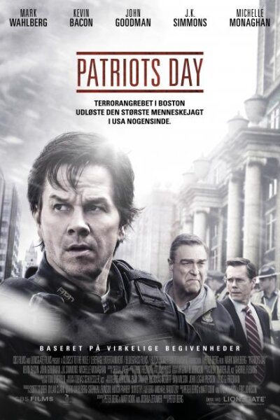 Closest to the Hole Productions - Patriots Day
