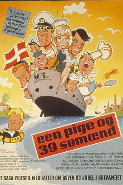 Saga Studio - Een pige og 39 sømænd