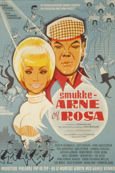 Saga Studio - Smukke-Arne og Rosa