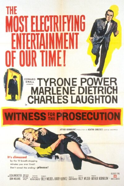 MGM (Metro-Goldwyn-Mayer) - Anklagerens vidne