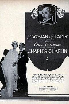 En kvinde i Paris