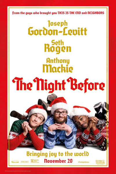 Columbia Pictures - The Night Before