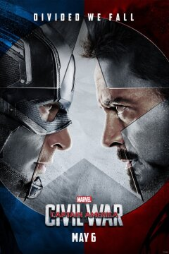 Captain America: Civil War - 2 D