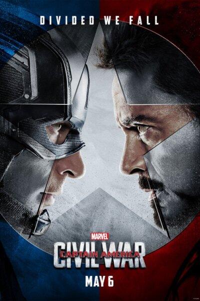 Marvel Entertainment - Captain America: Civil War - 2 D