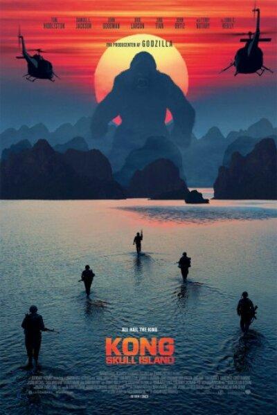 Legendary Entertainment - Kong: Skull Island - 2 D