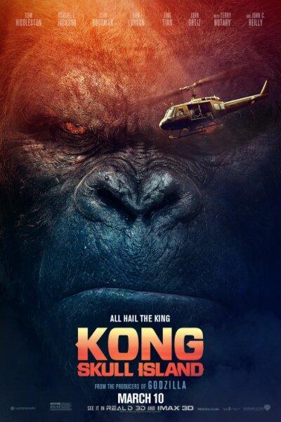 Warner Bros. - Kong: Skull Island - 3 D