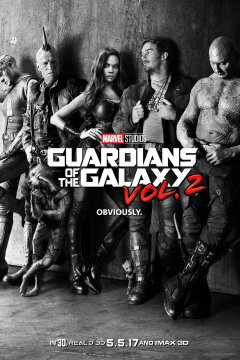 Guardians of the Galaxy Vol. 2 - 2 D