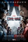 Captain America: Civil War - 3 D