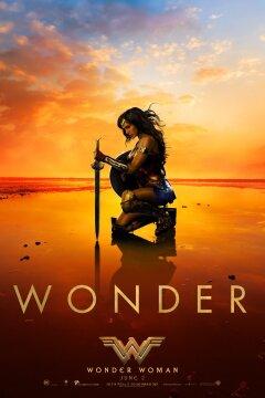Wonder Woman - 3 D