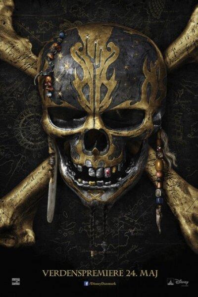 Jerry Bruckheimer Films - Pirates of the Caribbean: Salazar's Revenge