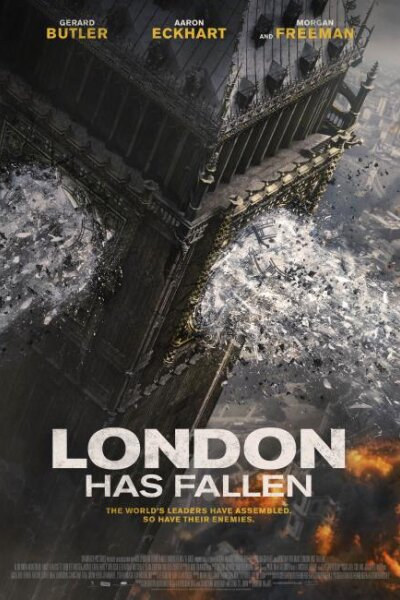 LHF Film - London Has Fallen