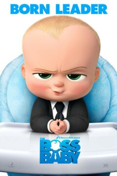 The Boss Baby - org.vers. - 3 D