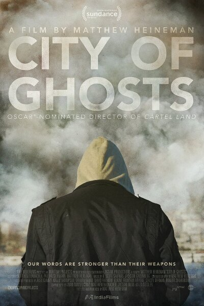 Our Time Projects - City of Ghosts