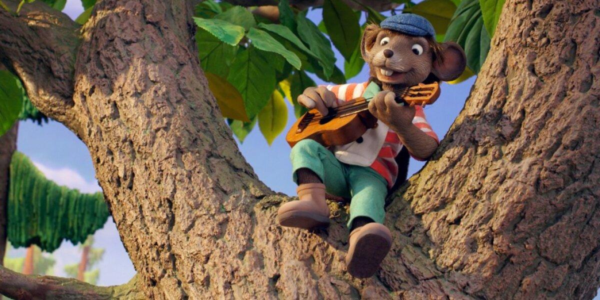 Qvisten Animation - Dyrene i Hakkebakkeskoven