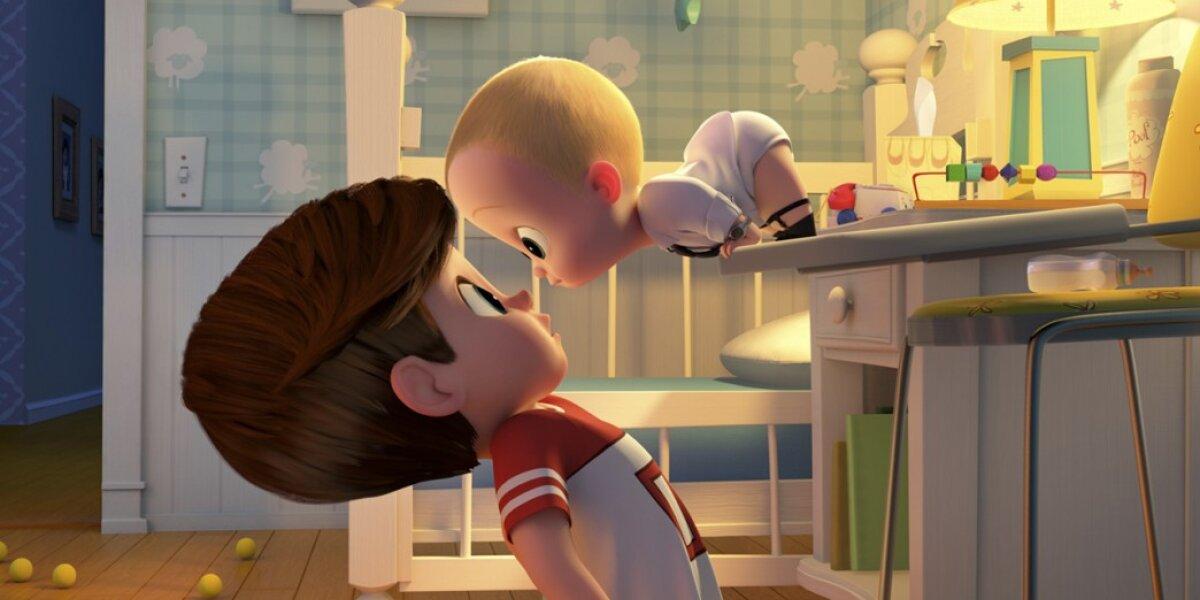 DreamWorks Animation - The Boss Baby - dansk tale - 2 D