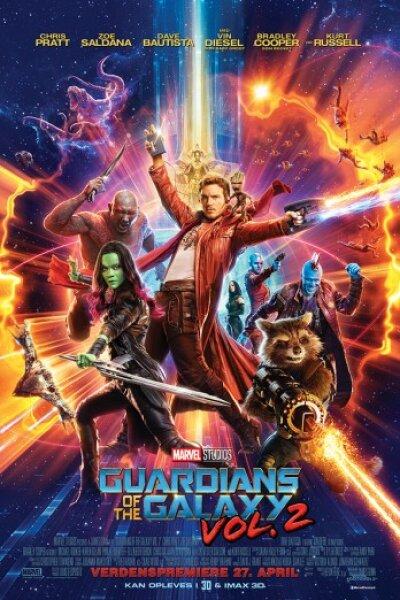 Marvel Studios - Guardians of the Galaxy Vol. 2 - 3 D