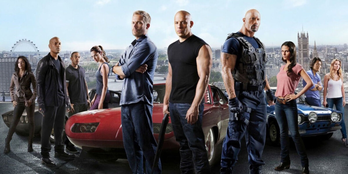 One Race Films - Fast & Furious 8