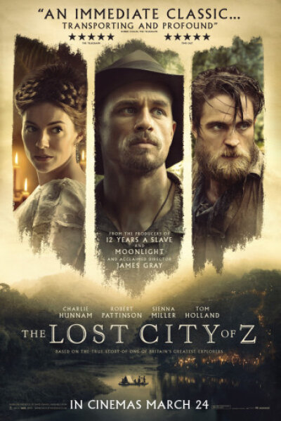 Keep Your Head - The Lost City of Z