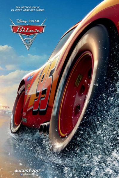 Walt Disney Pictures - Biler 3 - 2 D