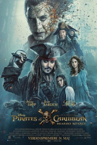 Infinitum Nihil - Pirates of the Caribbean: Salazar's Revenge - 3 D