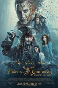 Pirates of the Caribbean: Salazar's Revenge - 3 D