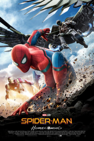 Pascal Pictures - Spider-Man: Homecoming - 3 D
