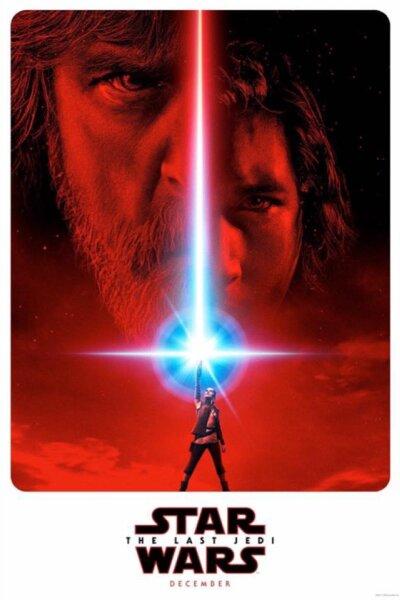 Lucasfilm - Star Wars: The Last Jedi - 2 D